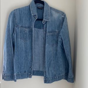Thin Denim Jacket